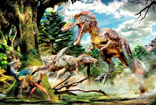 Revealed: How Dinosaurs Shrunk Into Birds