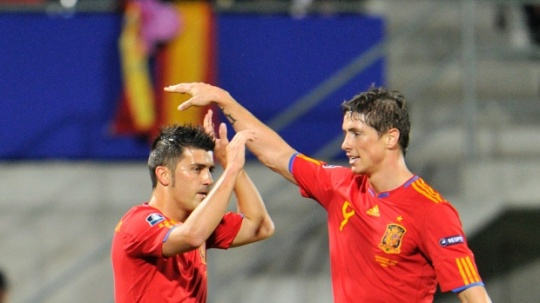 Costa, Torres & Villa In WC squad