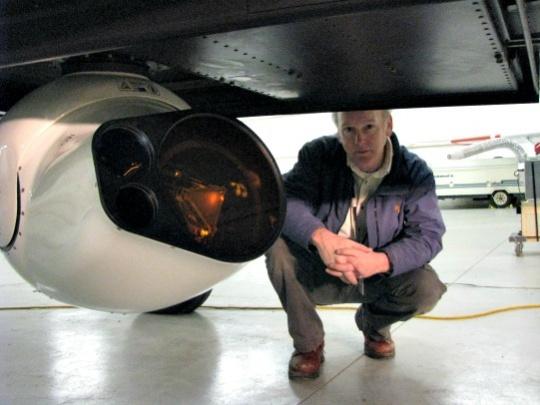 Exelis Airborne Sensor