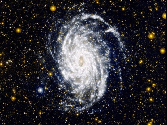 Revealed: How Our Galaxies Are Connected