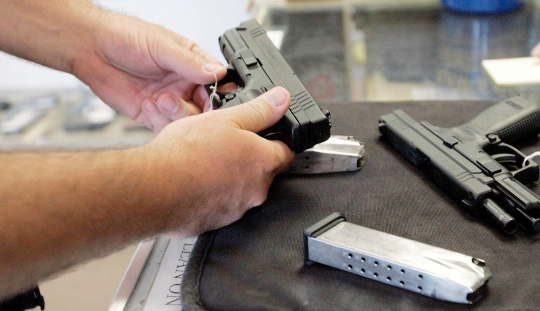 After Shooting, California Mulls New Gun Law