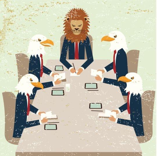 Friendly boards of directors