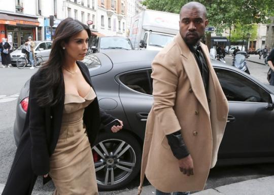Kim Kardashian, Kanye West Get Married