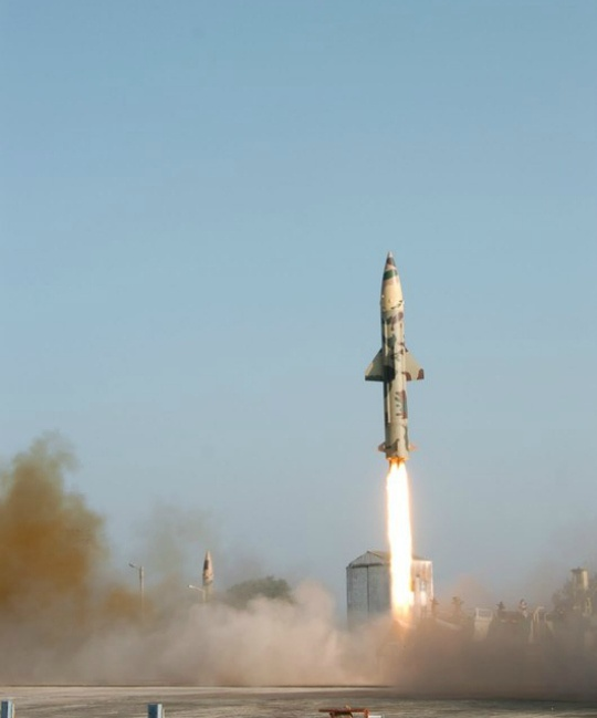 India Successfully Tests Air-to-Air Astra Missile