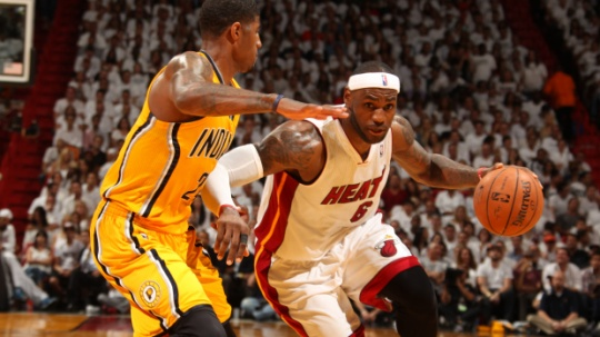 Miami Heat Rally to Beat Indiana Pacers