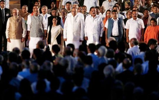 Modi's Ministers