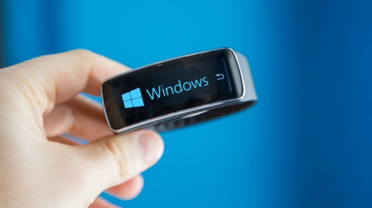 A Sport-Focused Smartwatch From Microsoft?