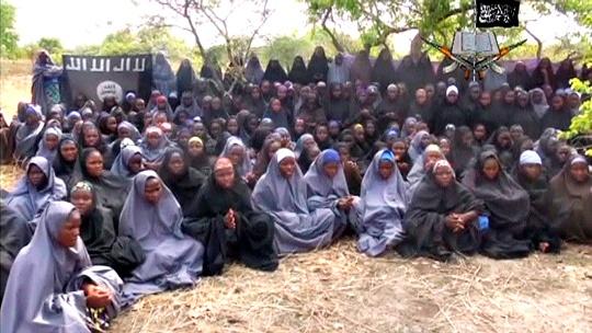 Abducted Nigerian Girls