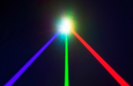 New Form of Matter from Light