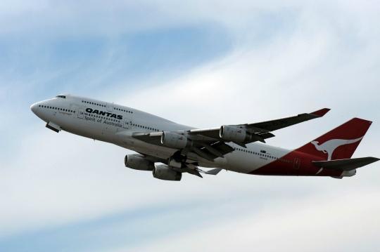 Qantas Airways