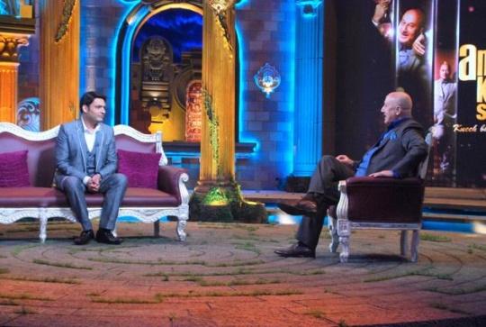 Kapil Sharma Reveals His Emotional Side