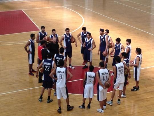 outh Asian Basketball Association Championship 2014