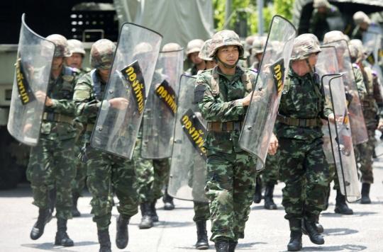 Thailand Under Martial Law