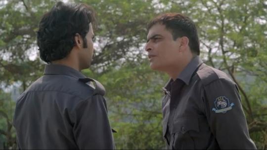 Rajkummar Rao and Manav Kaul in Citylights