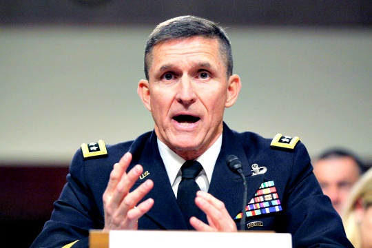 Lieutenant General Michael Flynn
