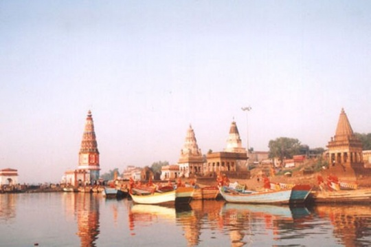 The Vitthoba Temple in Pandharpur