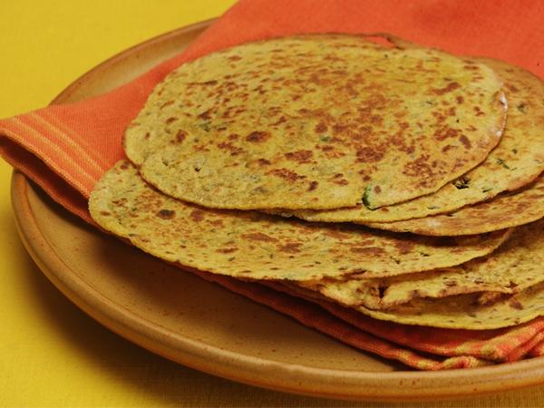 Healthy Snack Recipe: Masala Khakhra