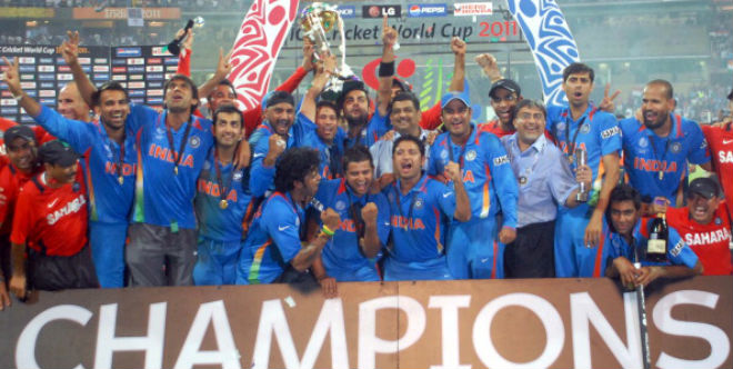 India World Cup 2011