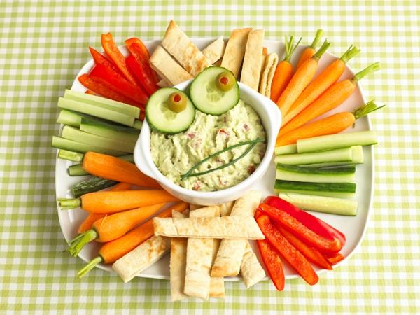 Healthy Snack Recipe: Spicy Broccoli Dip