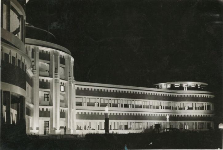 Broadcasting House Delhi