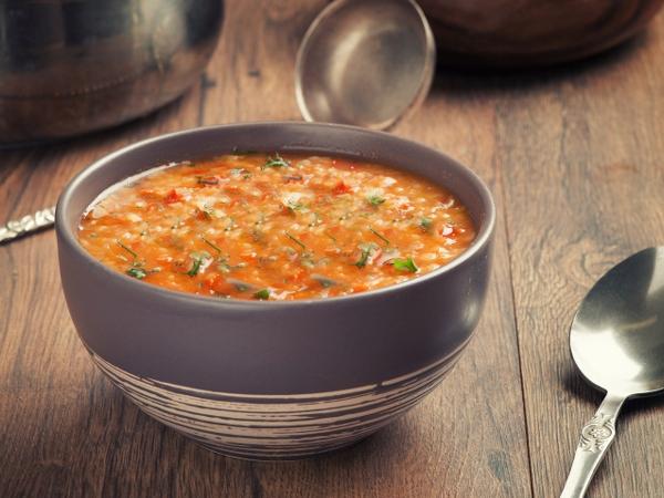 Healthy Recipe: Italian Herb Soup