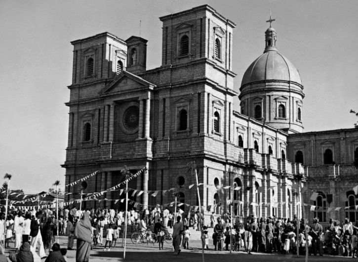 St.Francis Xavier Church Bangalore