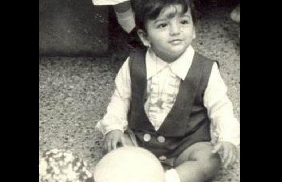 john abraham baby pic