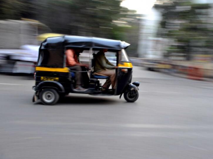 Autorickshaw Sachin