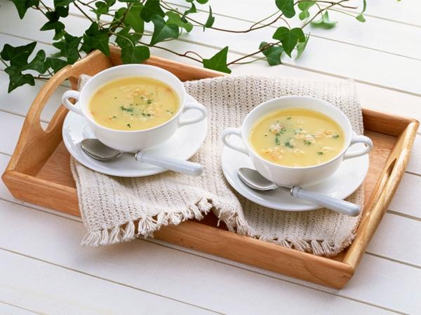 Healthy Recipe: Coconut Peanut Soup