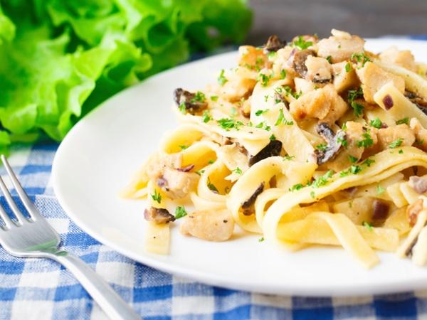 Healthy Recipe: Mediterranean Pasta