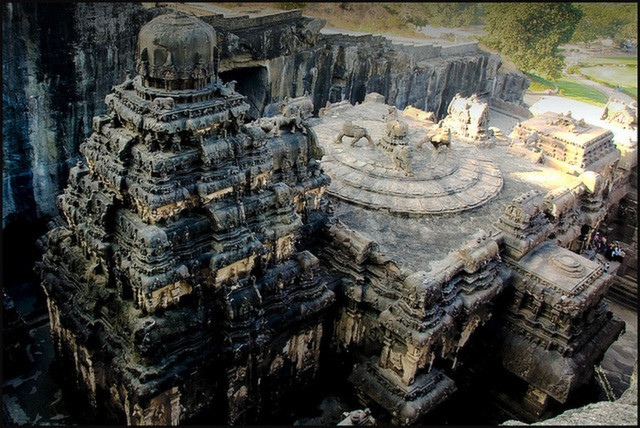 Kailashnath temple Ellora