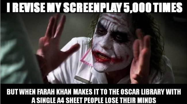 Joker meme for bollywood