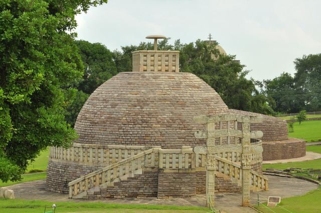 Minor Stupa Sanchi
