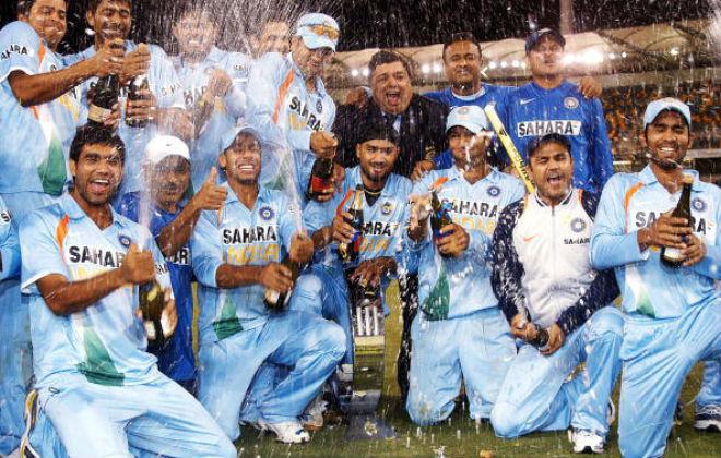 India in Australia