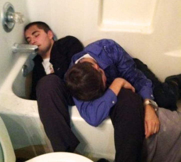 Drunk people funny picture