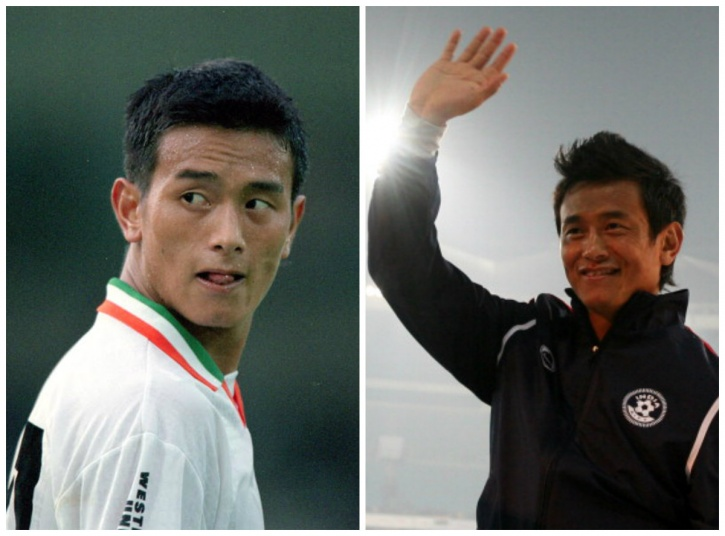 Bhaichung Bhutia (Foorball)  IMAGES, GIF, ANIMATED GIF, WALLPAPER, STICKER FOR WHATSAPP & FACEBOOK