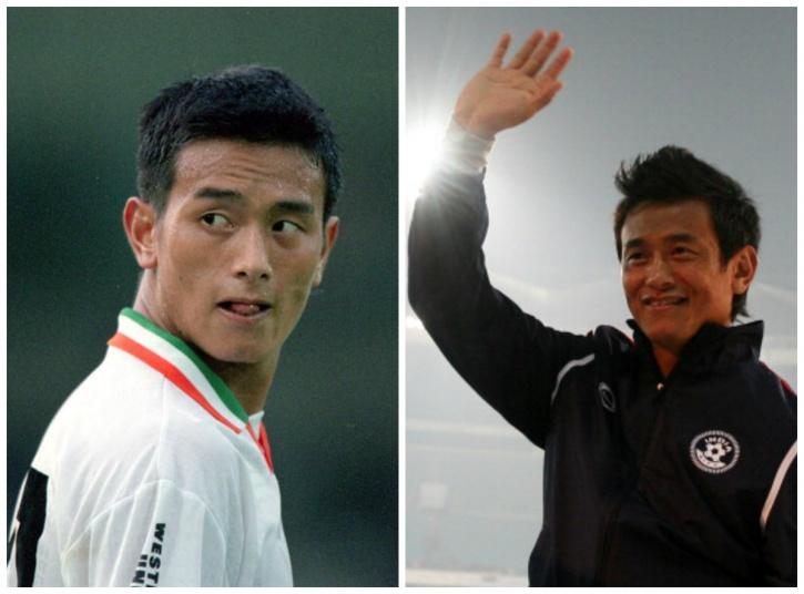 Bhaichung Bhutia (Foorball)