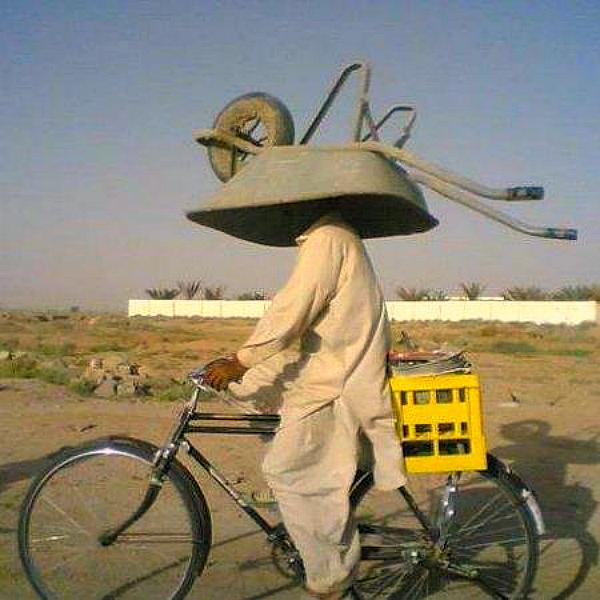 Pakistan helmet funny