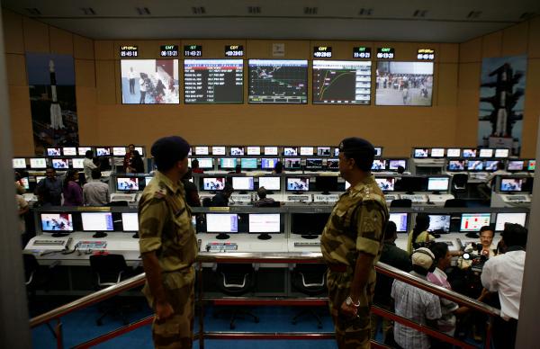 Control room india