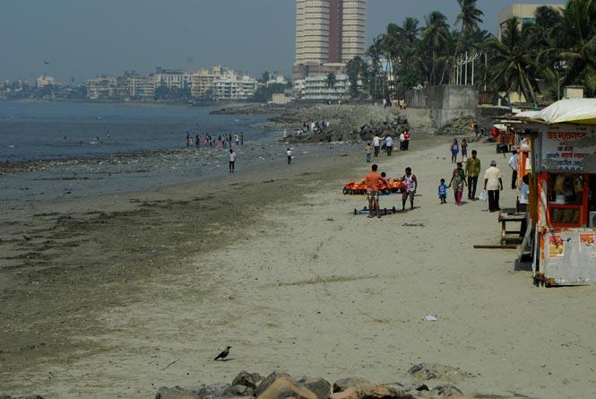 dadar beach