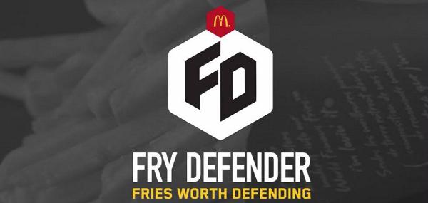 Fry defender funny