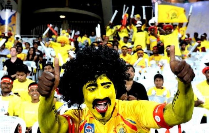 CSK Fans