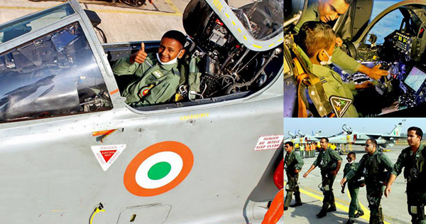 Cancer patient Chandan with IAF