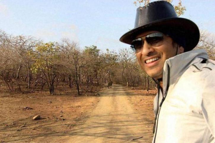 Sachin Gir Forest