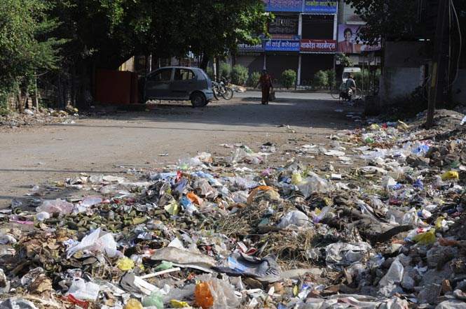 Indore dirty
