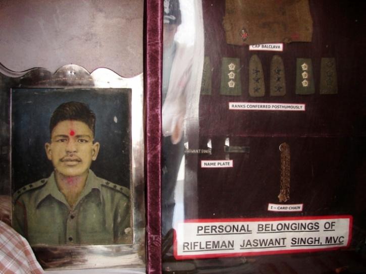 Rifleman Jaswant Singh
