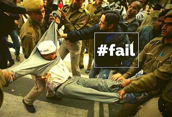 Kejriwal arrest