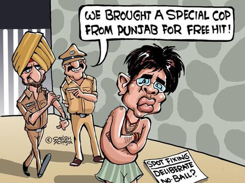 Sreesanth Free Hit