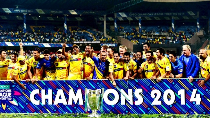 CL T20 Champions
