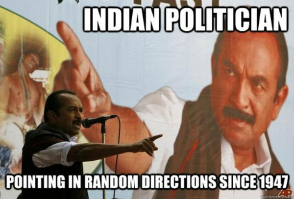 Indian politican